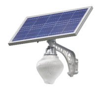10W - All In One Solar Light