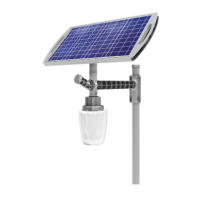 15W - All In One Solar Light