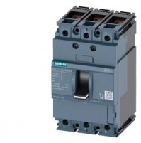 3 Pole MCCB 36 KA Capacity  25-63 A Rating - Siemens