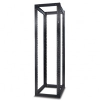 APC NetShelter 4 Post Open Frame Rack - 44U