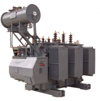 Power Transformer with OLTC