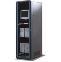 APW Network and Server Rack  27U/600W/1000D