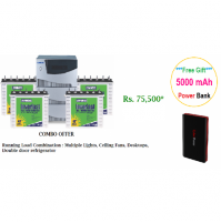 LUMINOUS COMBO - Cruze 3.5 KVA + ILTT18048 150 Ah Tubular Battery-4 (SINE WAVE)