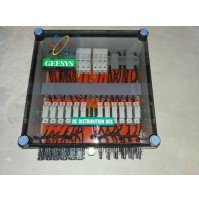Solar 1000V- 10KW - 2:2 DC Distribution Board ( with MC4 Connectors)