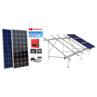 HAVELLS RESIDENTIAL ON GRID SOLAR 1KW