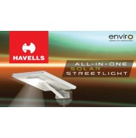HAVELLS ALL IN ONE SOLAR STREET LIGHT